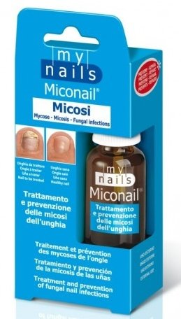 My nails miconail Tratamiento Micosis Uñas 10 ml