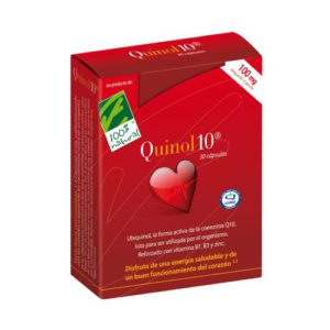 100 % NATURAL Quinol 10 (30 cap)