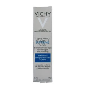 VICHY Liftactiv Supreme ojos 15 ml