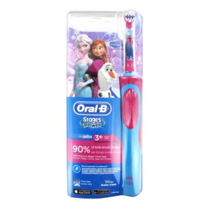 Cepillo Dental Eléctrico Oral-B Stages Frozen +3