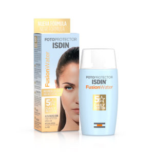 ISDIN Fotoprotector Fusion Water SPF 50+