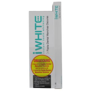 IWHITE PACK PASTA DENTAL
