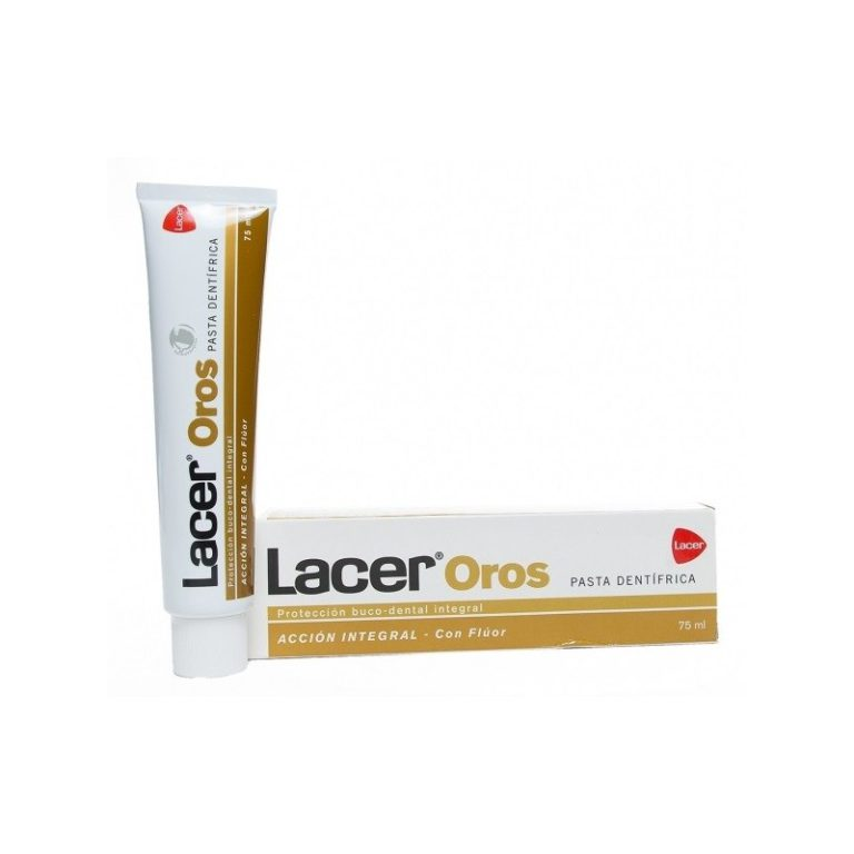 lacer-oros-2500-pasta-dental-75-ml