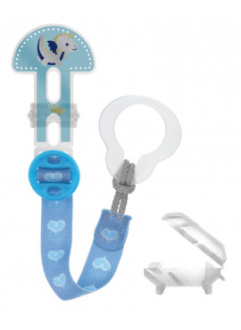 MAM Clip It & Cover +0 - Accesorios Chupetes