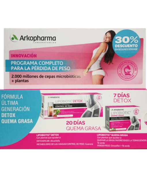 pack lipobiotic